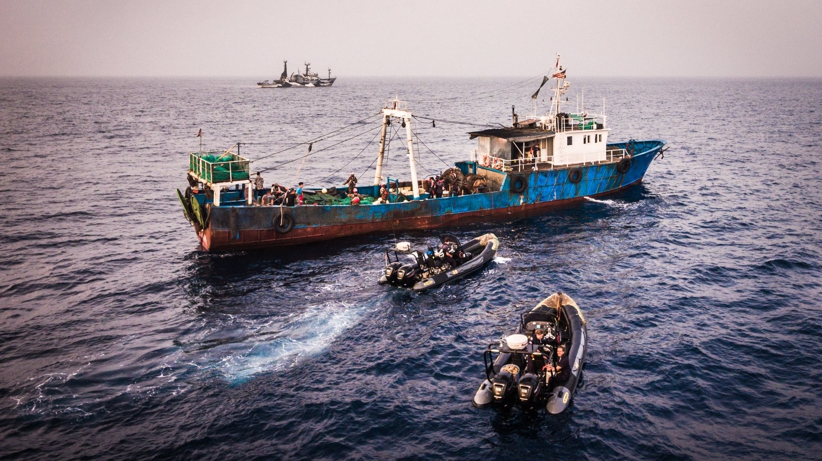 Is Gambia ready to combat illegal fishing?