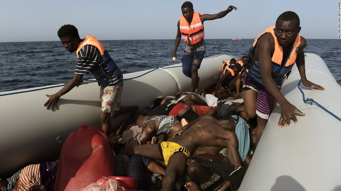 Can 'voluntary colonialism' stop migration from Africa to Europe?