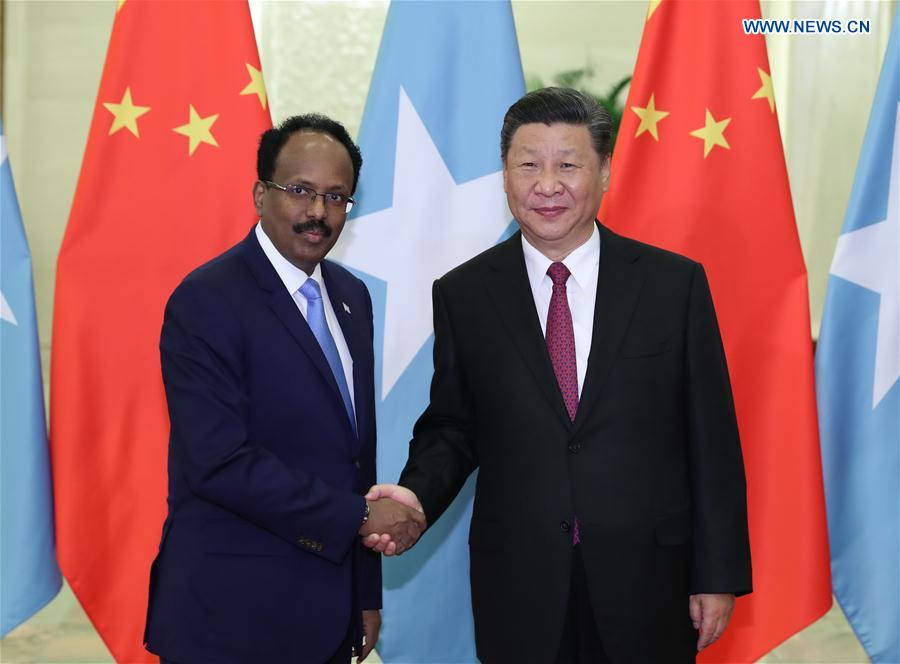 Chinese Bank Loans 200 Million And Takes Full Exclusive Fishing Rights Over The Coast Of Somalia