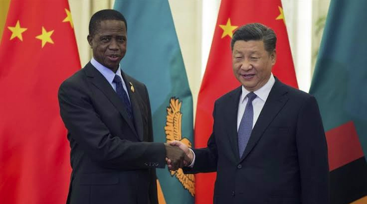 China Takes Over Zambia's Airport, National Broadcasting Cooperation And ZESCO Power Plant