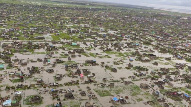 Cyclone Idai Causes Horrifying Devastation in Mozambique and Zimbabwe