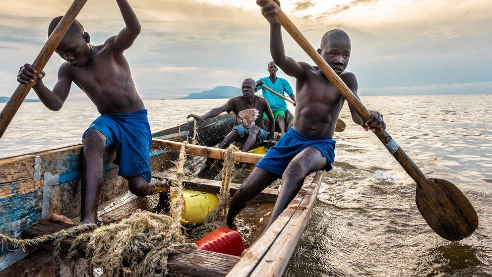 Kenya's fishermen are increasingly struggling to make a living