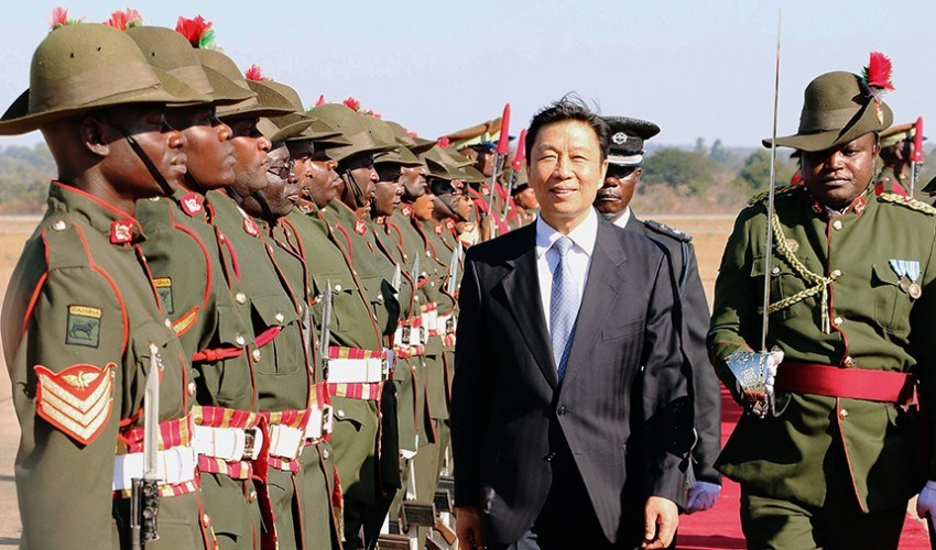 How China Colonizing Africa