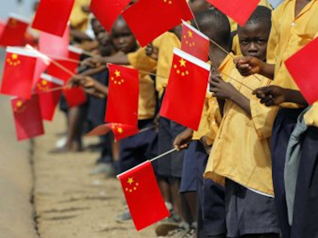 China is Colonizing Africa