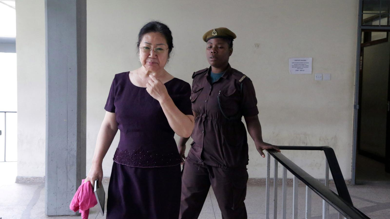 Chinese Ivory Queen has been sentenced to 15 years in a Tanzanian prison