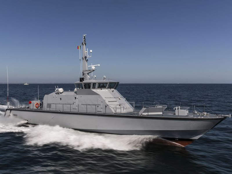Senegal Orders Two RPB 33 Patrol Boats From France