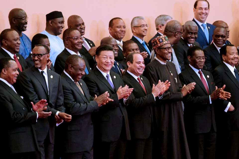 China Conquers Africa Completely by the End of 2019